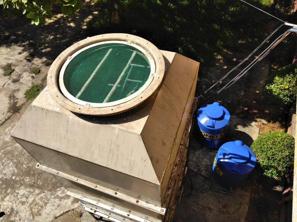 Hệ thống xử lý khí thải VGT01